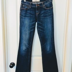 Womens Abercrombie & Fitch Perfect Stretch Jeans